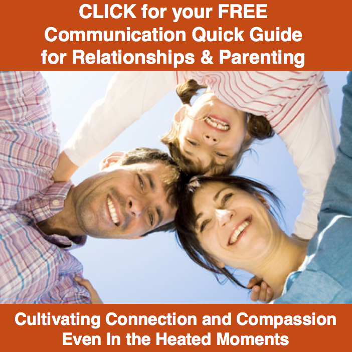 Communication Quick Guide for Relationships and Parenting