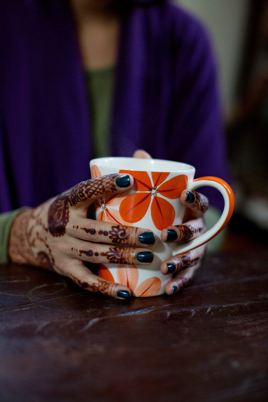 Sheila Pai Cup of Tea