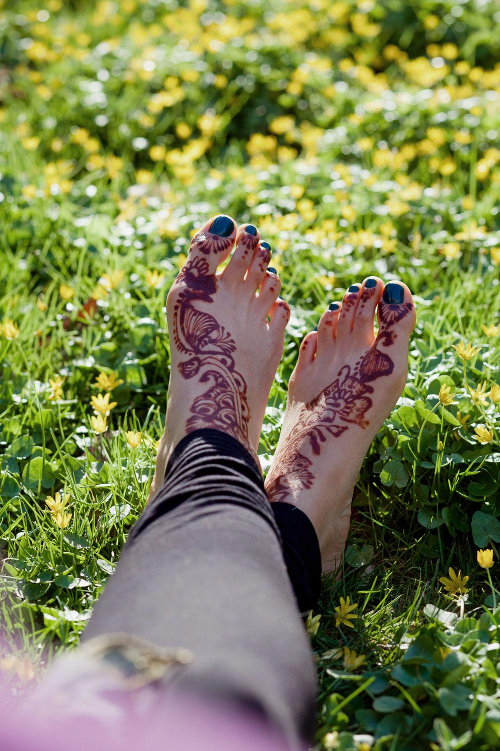 Sheila Pai Feet